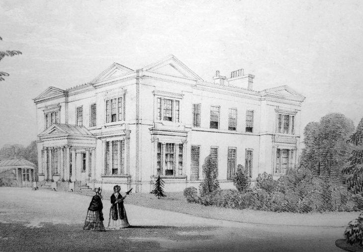 Chaseley House