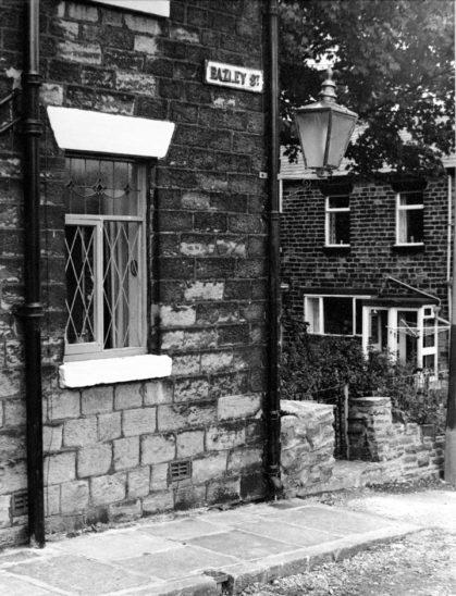 Bazley Street at Barrow Bridge 2107.