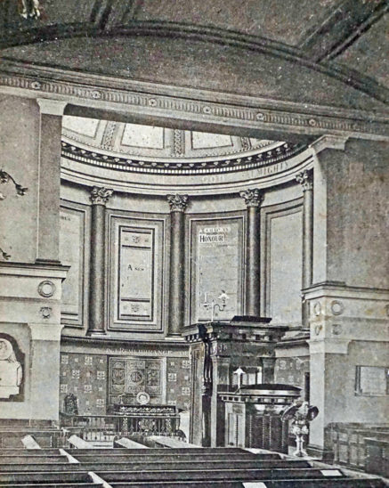 Christ Church, Acton