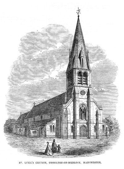 St Luke's, Chorlton.