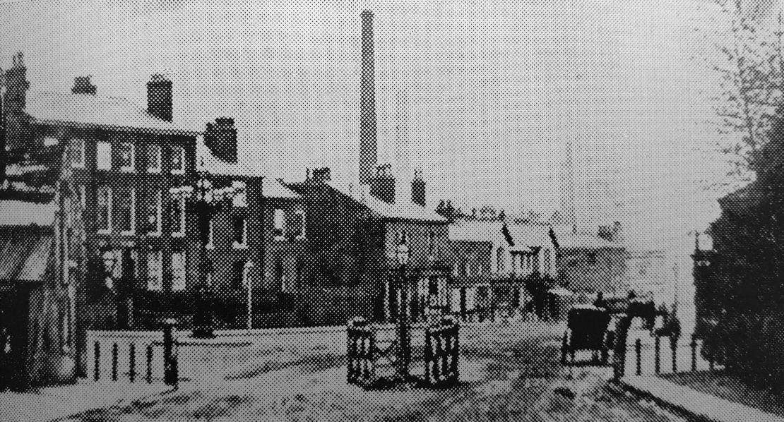 Pendleton Toll Gate