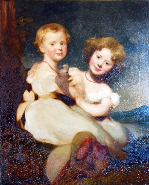 Elizabeth and Annie Gardner